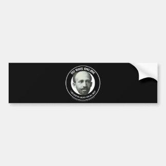 Du Bois Online Autoaufkleber