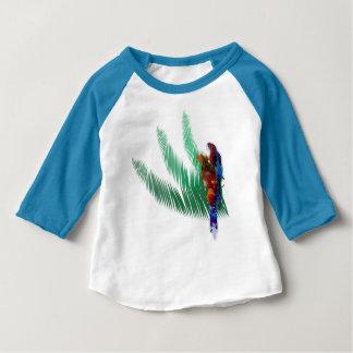 Du pflügst baby t-shirt