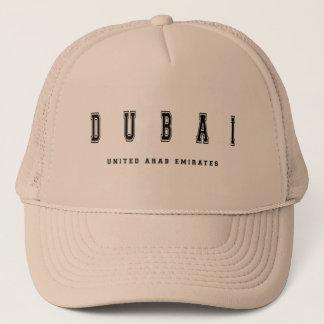 Dubai Arabische Emirate Truckerkappe