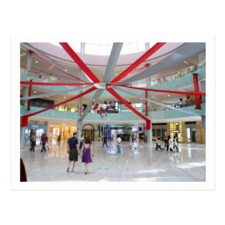 Dubai-Einkaufszentrum Postkarte