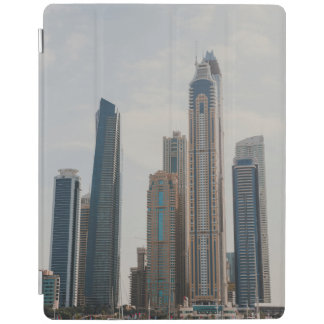 Dubai-Jachthafenarchitektur iPad Hülle