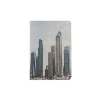 Dubai-Jachthafenarchitektur Passhülle