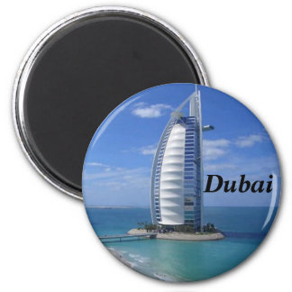 Dubai-Magnet Kühlschrankmagnet