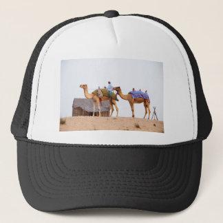 Dubai-Wüste Truckerkappe