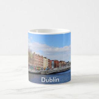 Dublin. Irland Kaffeetasse