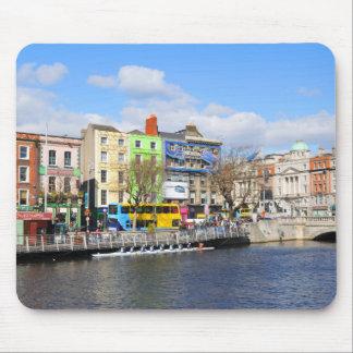 Dublin. Irland Mauspads