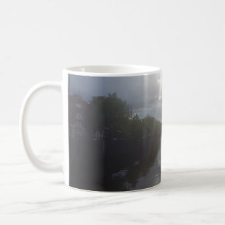 Dublin-Sonnenaufgang-Reflexions-Tasse Kaffeetasse