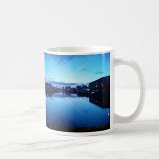 Dublin-Stadt Skyscape Kaffeetasse