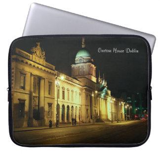 Dublin-Stadtbild für Neopren-Laptop-Hülse Laptop Sleeve