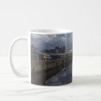 Dublinriverbank-Tasse Kaffeetasse