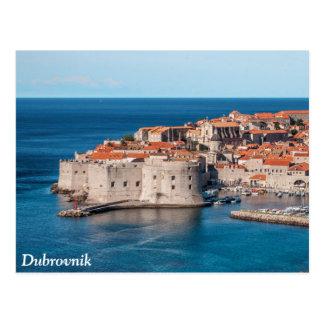 Dubrovnik, Kroatien Postkarte