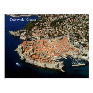 Dubrovnik- - Kroatien-Postkarte Postkarte