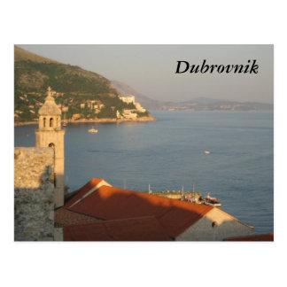 Dubrovnik Postkarte
