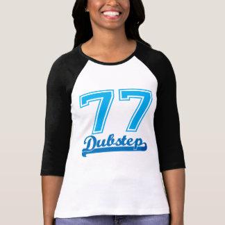 Dubstep 77 Baseball-T - Shirt