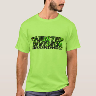 """Dubstep Abteilungs-Aufnahmen """"Dschungel """" T-Shirt"""