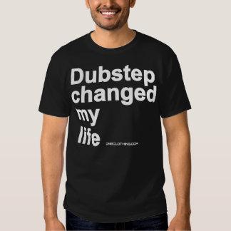 Dubstep änderte mein Leben Tshirts
