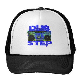 Dubstep Blau Boombox Kappe