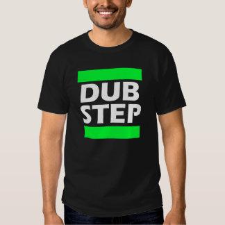 Dubstep Dark-Green T Shirts
