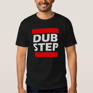 Dubstep Dark-Red Hemden