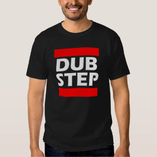 Dubstep Dark-Red T-Shirt