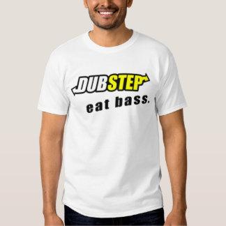 Dubstep: Essen Sie Bass-T-Stück Hemd