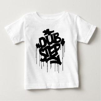 Dubstep FatCap Schwarzes Baby T-shirt