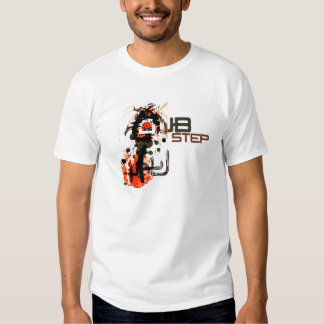 Dubstep Feuer T Shirts