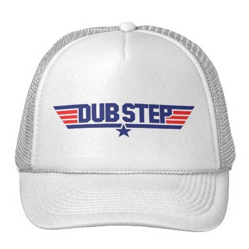 Dubstep (Flügel u. Stern) Truckercap