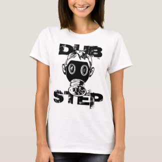 Dubstep Gasmaske T-Shirt