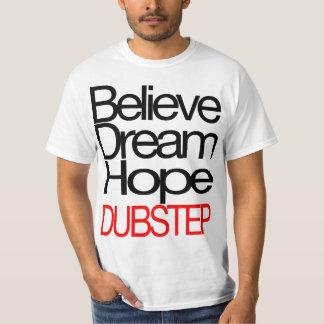 Dubstep glauben T - Shirt (AUF VERKAUF)