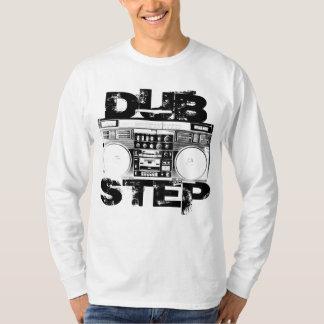 Dubstep langes Hülsen-Shirt T Shirt