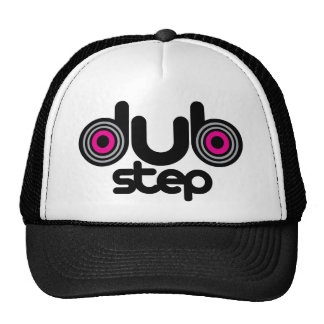Dubstep Lautsprecher Caps