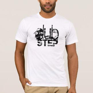 DUBSTEP Limited-Ausgaben-Weiß-Spitze T-Shirt