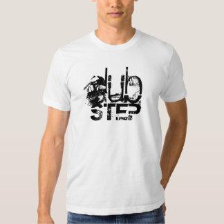 DUBSTEP Limited-Ausgaben-Weiß-Spitze Tshirts