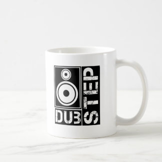 Dubstep Loudspeaker D Kaffeetasse