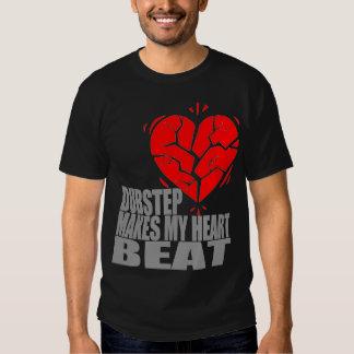 Dubstep macht meinen Herz-Schlag Hemd