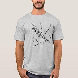 Dubstep - malen Sie Spritzer T-Shirt