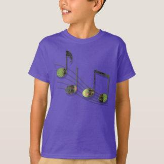 Dubstep merkt Kinder und Baby-Dunkelheits-Shirt T-Shirt