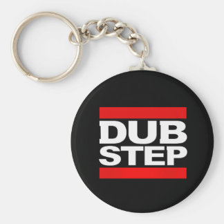 dubstep mischen-dubstep Radio-freies dubstep-Caspa Standard Runder Schlüsselanhänger