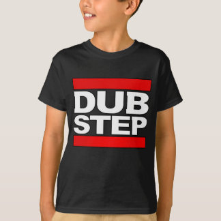 dubstep Mischung-dubstep Proben-dubstep T-Shirt
