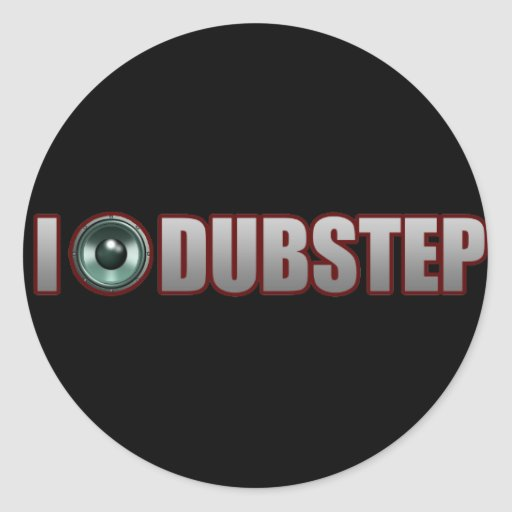 DUBSTEP MUSIK STICKERS