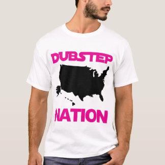 Dubstep Nation USA-T - Shirt (NEU)