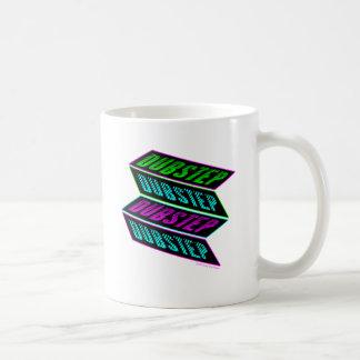 DUBSTEP Neon Kaffeetasse