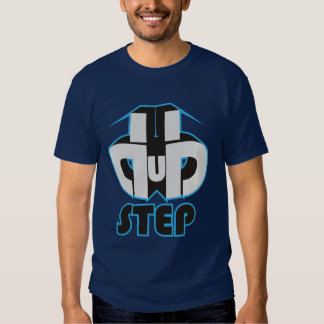 DUBSTEP PERSECTIVE T SHIRT