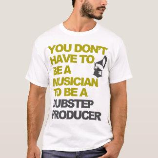 Dubstep Produzent-T - Shirt