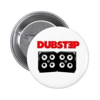 Dubstep Runder Button 5,1 Cm
