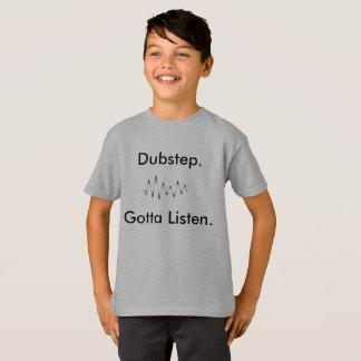 Dubstep scherzt lustiges SchuleAparrel Shirt