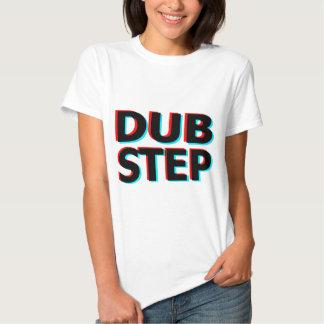 Dubstep schmutziger Tollpatschschritt Bass-techno T Shirt