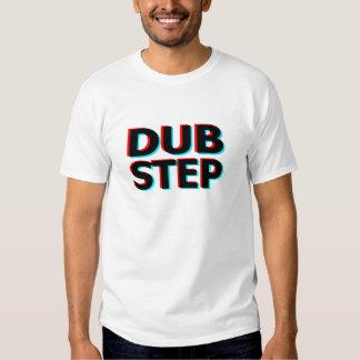 Dubstep schmutziger Tollpatschschritt Bass-techno T Shirts