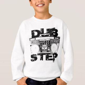 Dubstep schwarzes Boombox Sweatshirt